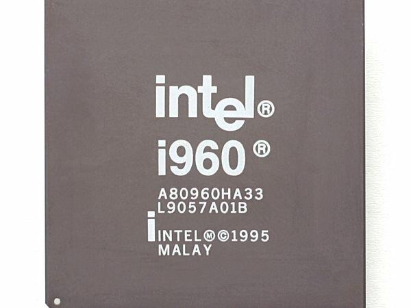 Intel i960(Кайгородова В.В)