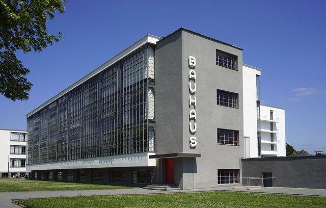 (1919-1924) Escuela de Bauhaus