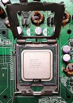 Intel Netburst: Pentium D (Выполнила: Ворончагина А.)