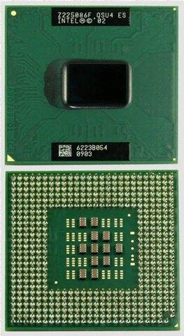 Intel Pentium M (Выполнила: Ворончагина А.)
