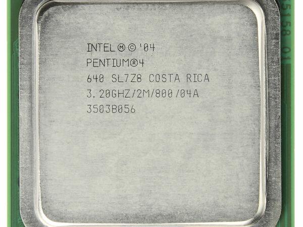 Intel Netburst: Prescott (Симонян)