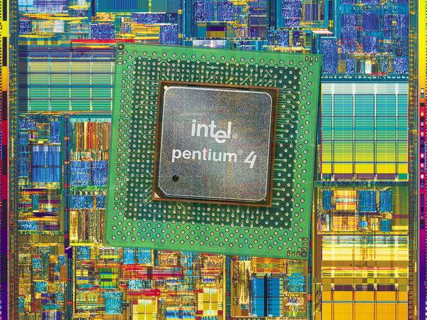 Intel Netburst: Pentium 4 Willamette (Симонян)