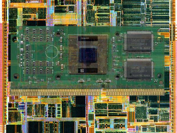Intel P6: Pentium II (Симонян)