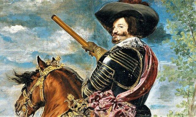 Felip iv - comte duc d'olivares