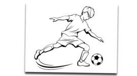 Fútbol timeline