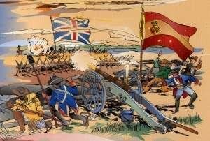 Año 1808 Francia invade España