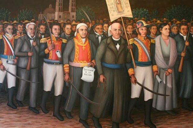 Año 1810 Movimiento de independencia