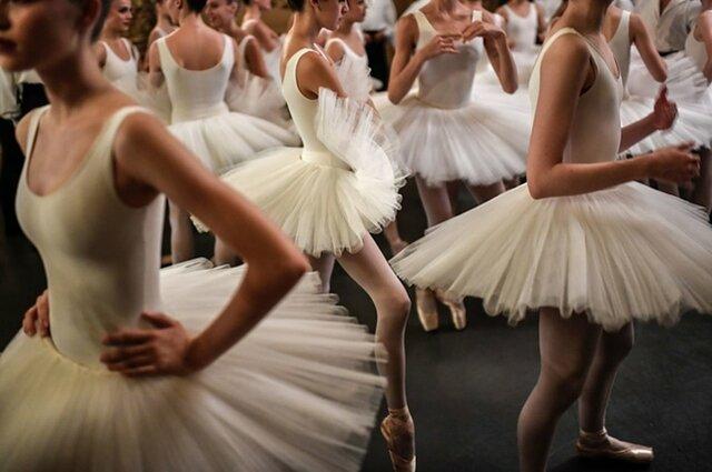 Presentación de Baile Ballet