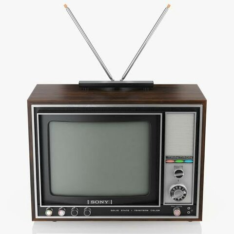 My first exposure to Television