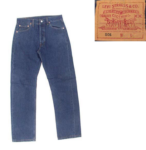 Jeans - Levi Strauss
