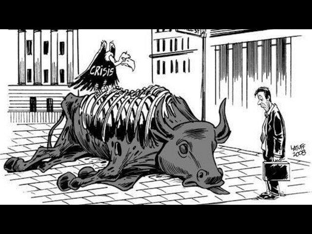 crisis en América Latina