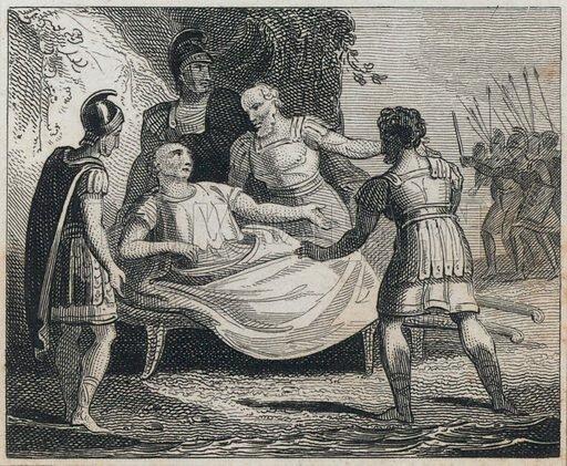 ▪︎The Death of Cicero