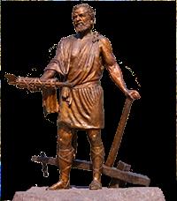 *Lucius Quinctius Cincinnatus: 519 BC-430 BC