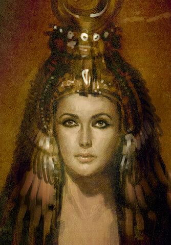 *Cleopatra: 69 BC-30 BC