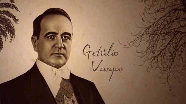 Getulio Vargas, presidente de Brasil (populismo)