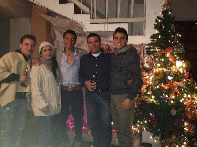 Una gran navidad
