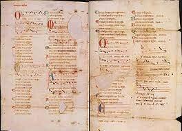 3.1 La lírica gallegoportuguesa. Desde finales del siglo XIII y hasta mediados del XV