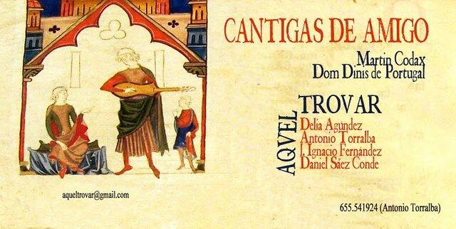 4. CANTIGAS DE AMIGO