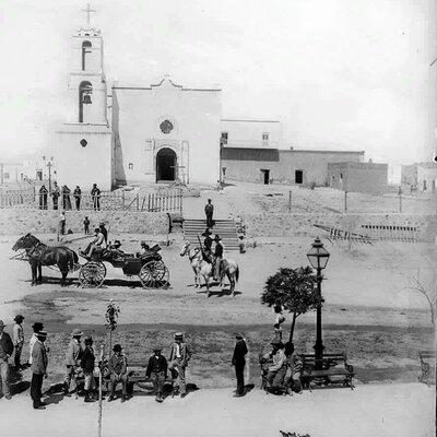 Juárez con el paso de los años timeline