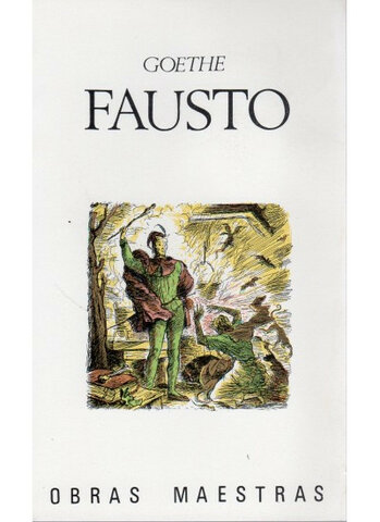 se publica la segunda parte de ''Fausto'' de Goethe.