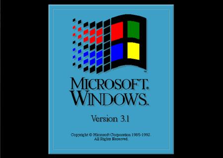 Versión 3.1 MSDOS