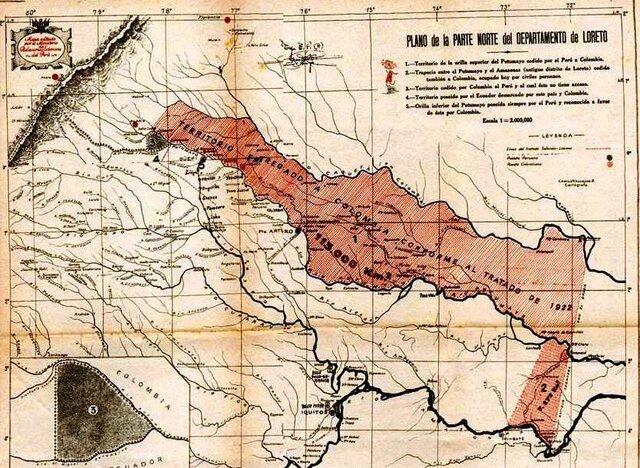 Guerra colombo–peruana