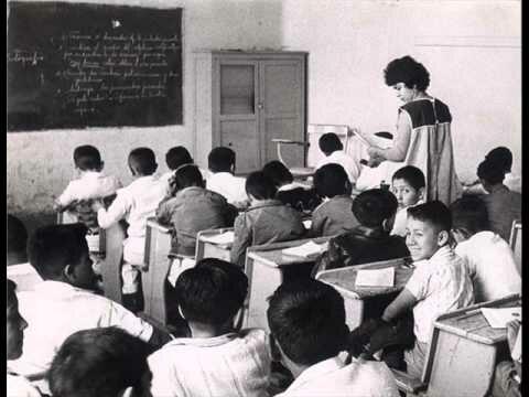 Expansión de la matrícula escolar en todos sus niveles