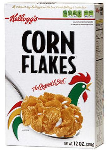 Corn Flakes- Will Keith Kellogg