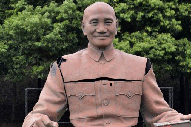 Chang Kai-Chek, presidente de China