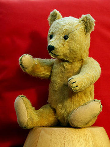 Teddy Bear - Morris Michtom