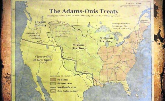Tratado Adams- Onís
