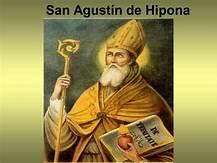 SAN AGUSTIN DE HIPONA (354 a.C - 430 a.C)
