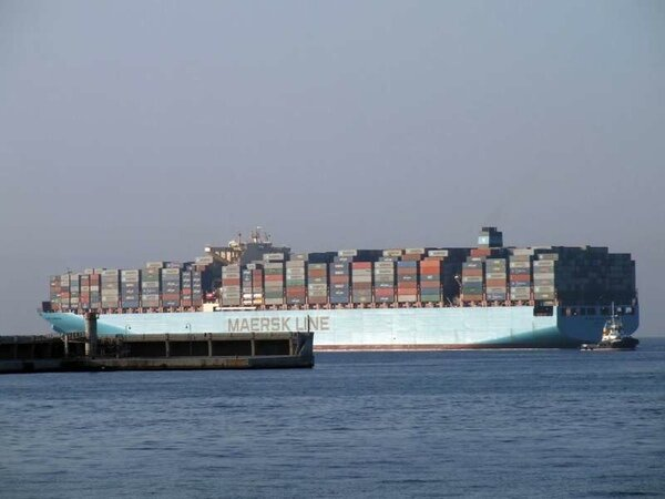 Portacontenedores Maersk Edinburgh