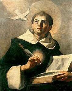SANTO TOMAS DE AQUINO (1225 - 1274)