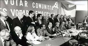 Legalización del PCE.