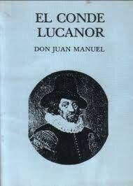 13.Cuento de DON JUAN MANUEL `` El conde Lucanor