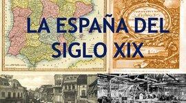 Recorrido siglo XIX en España timeline