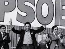 Legalización del PSOE.