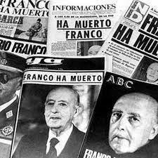Muerte de Franco y final del Régimen Franquista