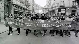 Primera huelga general de la democracia. (14/diciembre)