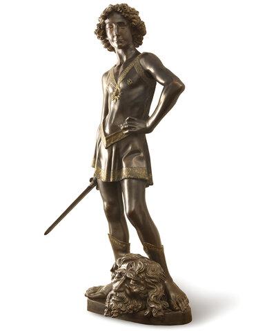 Andrea del Verrocchio, David
