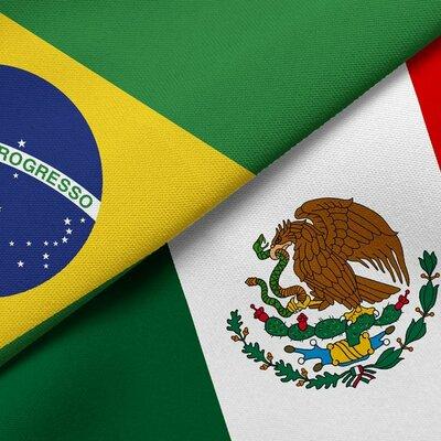 TLC Mexico-Brasil timeline