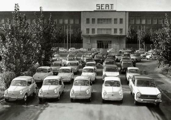 Fundación de SEAT.