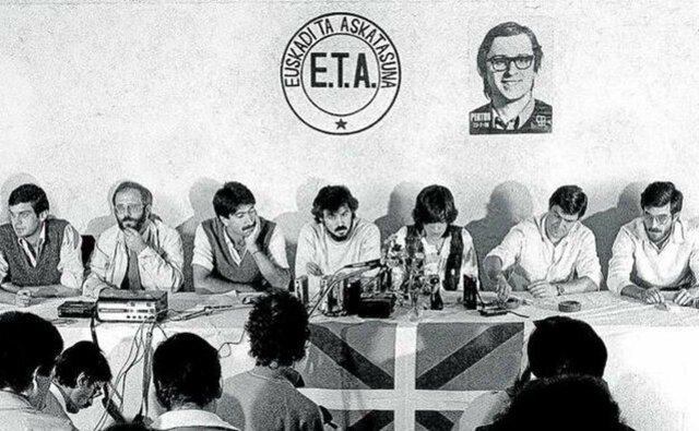 Fundación de ETA.