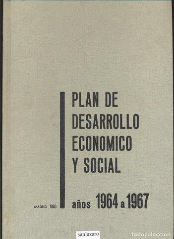 Primer Plan de Desarrollo