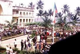 Independencia de Guinea Ecuatorial.
