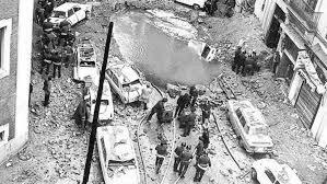 Asesinato de Carrero Blanco por ETA.