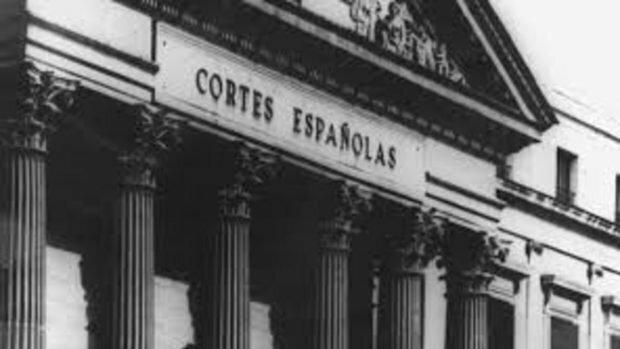 Ley Constitutiva de las Cortes.