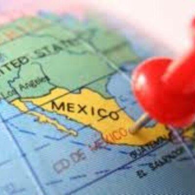 México en el contexto internacional timeline