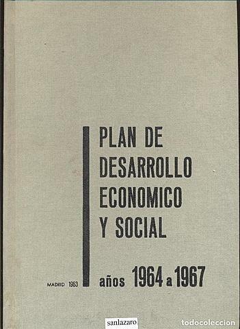 Primer Plan de Desarrollo.